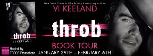 throb blog tour