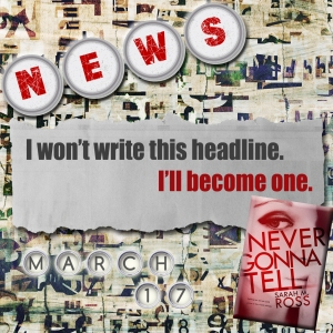 newspaper, magazine collage letters background