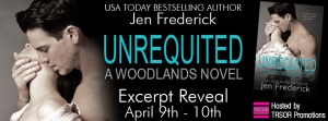 unrequited excerpt reveal