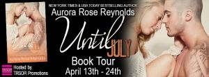 until july book tour