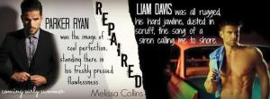 repaired by Melissa collins