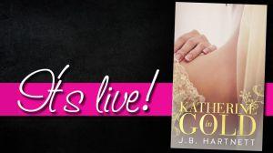 Katherine in gold live