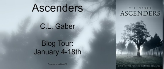 Ascenders Blog Tour Ban
