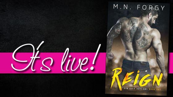 reign it's live
